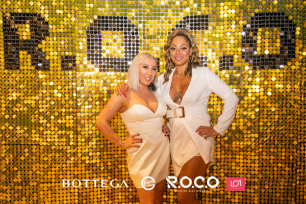 Roco All White Party at Botttega Prosecco Bar Birmingham